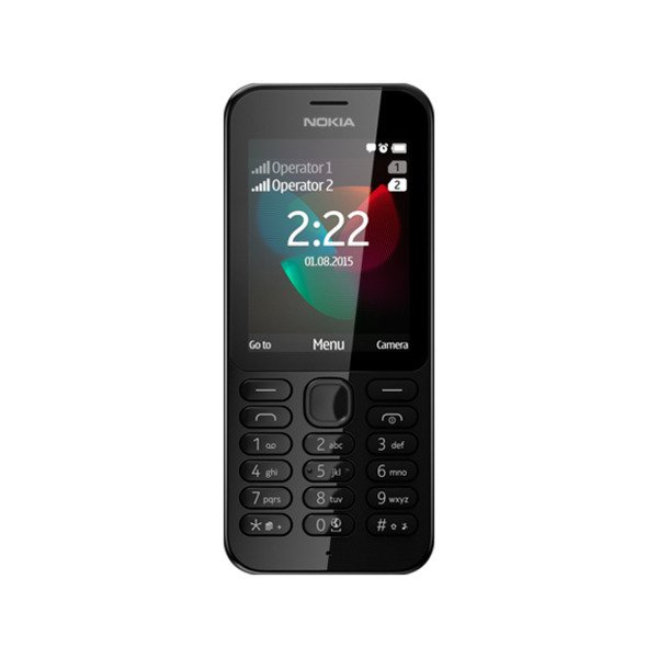 Nokia 222 dual sim black технические характеристики - c