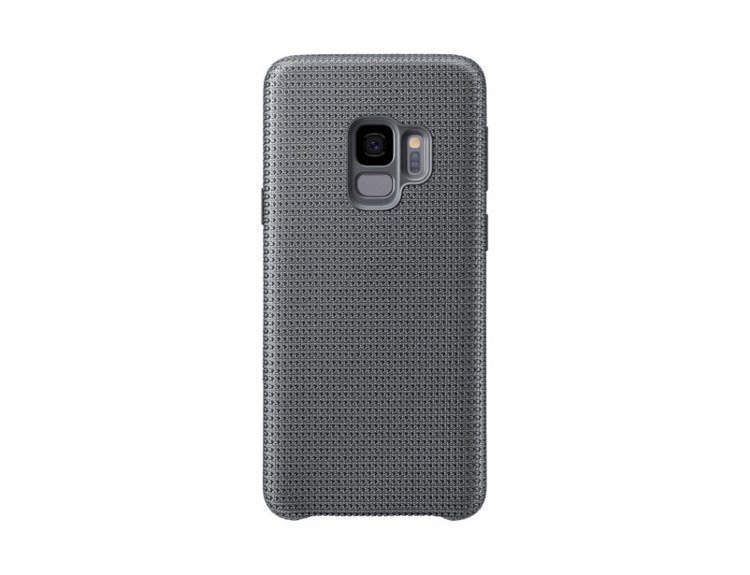 Etui Samsung Hyperknit Cover do Galaxy S9 Szare