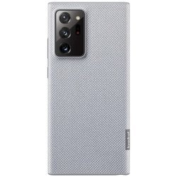 Etui Samsung Kvadrat Cover Szare do Galaxy Note 20 Ultra (EF-XN985FJEGEU)