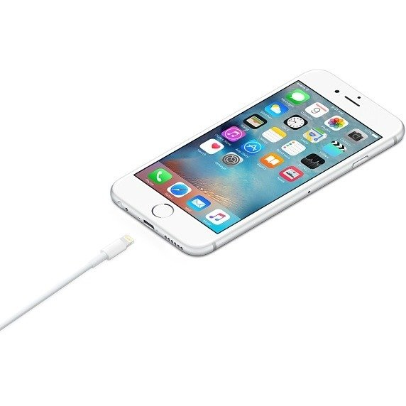 Apple Oryginalny Kabel USB Apple Lightning 1m (MD818ZM/A)