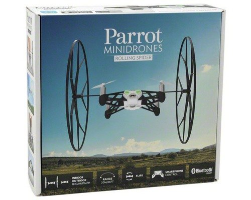 Dron Parrot Rolling Spider Biały / EXPO