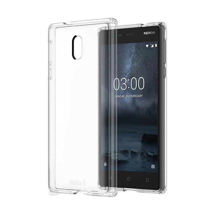 Etui Nokia Hybrid Crystal Case CC-703 do Nokia 6