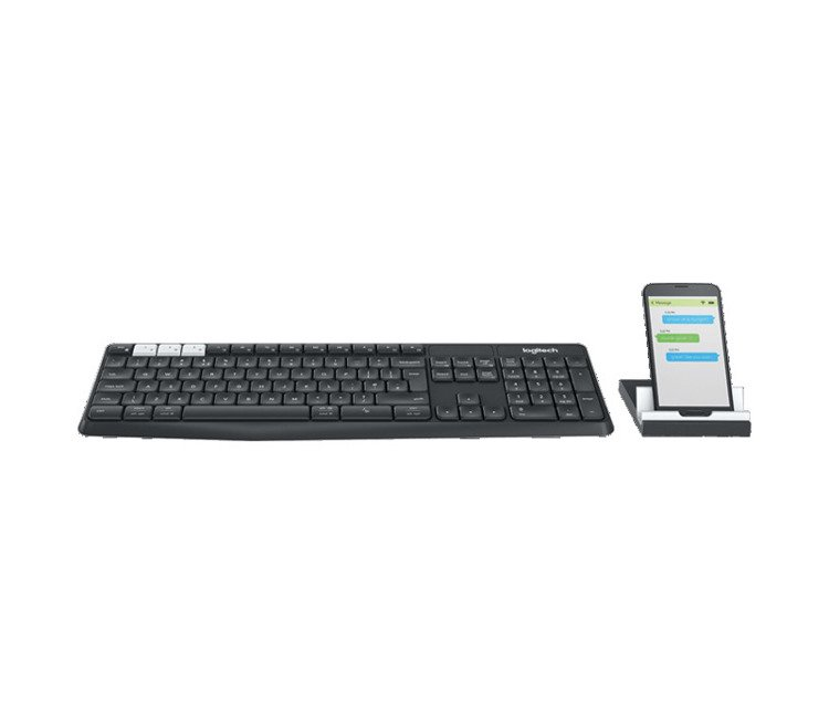 Logitech K375s - Multi-Device