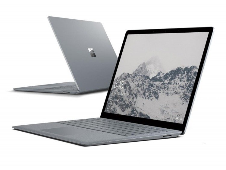Microsoft Surface Laptop i5/8GB/256GB SSD/W10S Platinum