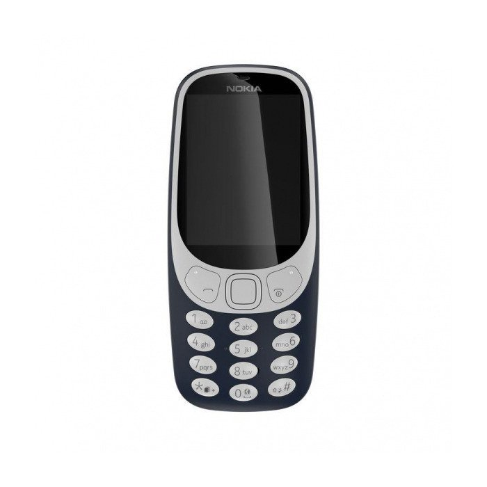 NOKIA 3310 Single SIM Granatowa