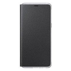 c54c9c98d9 ... Etui Samsung Neon Flip Cover do Galaxy A8 2018 Czarne Kliknij